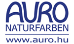 Auro logo Raumweiß - Nr.320, auro.hu webshop, narurharz dispersion